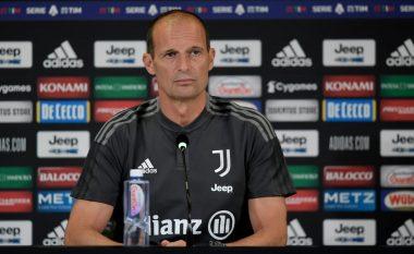 Allegri: Inter favoritë për skudeton, Dybala është gati