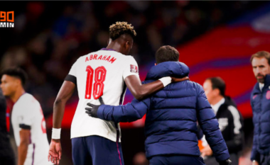 Sulmuesi dëmtohet me Anglinë, në rrezik ndeshja ndaj Juventus-it