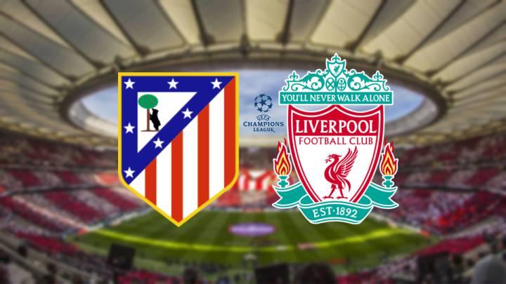 CHAMPIONS/ Atletico Madrid – Liverpool, statistikat dhe formacionet e mundshme (FOTO LAJM)