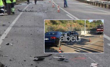 Aksident me tre të lënduar në Rrëshen, nisen drejt Tiranës (FOTO LAJM)