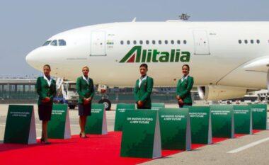 Alitalia mes borxheve shpall falimentin, sot fluturimi i fundit i kompanisë italiane