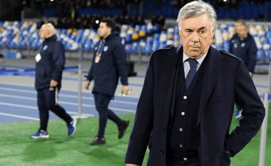"""Fitore me """"5 yje"""" për Real Madridin në Champions, Ancelotti: Na jep besim,me Barcelonën do të jetë ndryshe"""