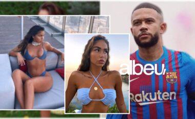 Lindin dyshimet e para, ç'po ndodh mes modeles së bujshme shqiptare dhe sulmuesit të Barcelonës (FOTO LAJM)