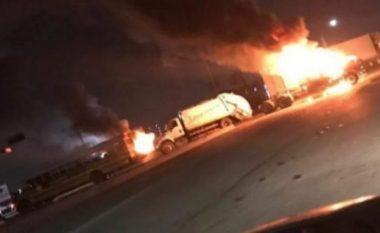 """""""Luftë"""" si në filma, shkëmbim zjarri mes anëtarëve të një bande dhe policisë në Meksikë (FOTO LAJM)"""