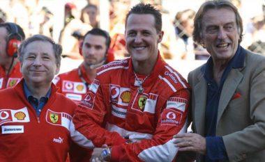 Rrëfimi i ish-presidentit të Ferrarit: Schumacher më bëri një dhuratë të veçantë, kam thyer dy televizorë