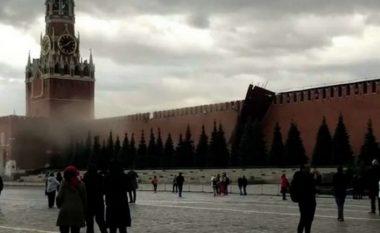 """Stuhia """"mbërthen"""" Rusinë, shemb një pjesë të Pallatit të Kremlinit (VIDEO)"""