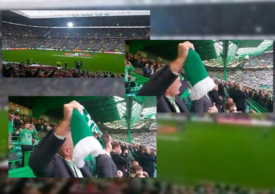 Meta në tribunë, Celtic mposht Ferencvarosin e Uzunit (VIDEO)