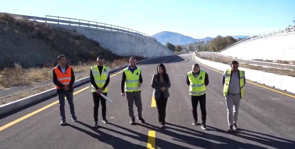 Hapet qarkullimi në një tjetër segment të Unazës së Madhe në Tiranë (VIDEO)
