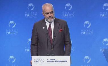 Rama flet në Abu Dhabi flet për afganët në Shqipëri: Jemi krenarë! (VIDEO)