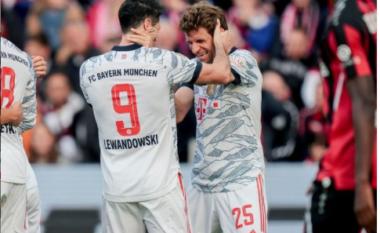 "Bayern triumfon me ""shuplakë"" ndaj Leverkusen (VIDEO)"