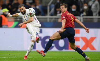Shënohen dy gola të shpejtë në finalen, Spanjë – Francë (VIDEO)