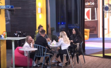"Plas në Big Brother: Paloma pyet Arditin a je ""gay""? (VIDEO)"