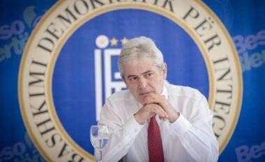 Ahmeti: Fitorja e BDI-së, fitore është e të gjithë qytetarëve