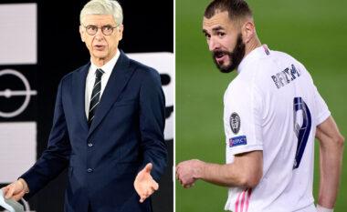 """""""Topi i Artë"""", Wenger: Për performancën individuale, Benzema është në nivelin më të lartë"""