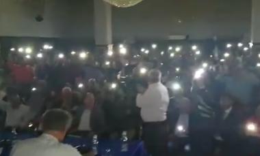 """Incidenti me dritat në Gjirokastër, Berisha: I fikën narkoqeveritarët e tmerruar nga """"Foltorja""""!"""