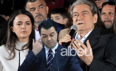 """Jo vetëm Berisha, Rudina Hajdari pretendon """"karrigen"""" e Bashës: Jam e lidhur me PD!"""