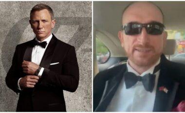 """Ambasadori i Britanisë """"transformohet"""" në James Bond (VIDEO)"""