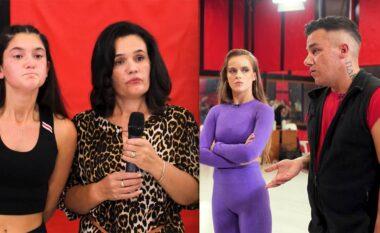 """Bukuria eleminohet nga """"T'ka mami yll"""", e ëma revoltohet me Albi Nakon: Të tjerët i ke zgjedhur për show"""
