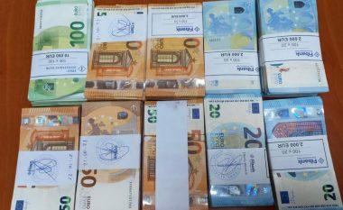 Kishte fshehur në gomën rezervë mbi 44 mijë euro, arrestohet 41-vjeçari në Kakavijë