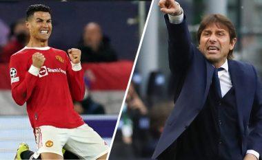 Conte kandidati kryesor për stolin e Man United, nuk është i preferuar nga Ronaldo