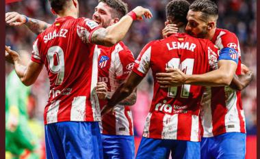 Suarez shpëton Atleticon nga humbja, Sociedat i vetëm në krye (VIDEO)