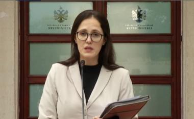 Ministrja e Financave: Ekonomia shqipatare është përmirësuar, pagat do të vazhdojnë të rriten
