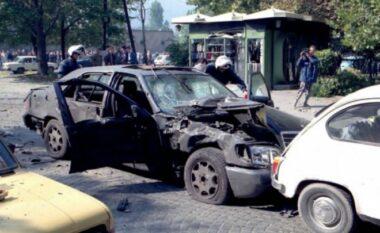 Njëzet e gjashtë vite nga atentati mbi ish-presidentin Kiro Gligorov (FOTO LAJM)