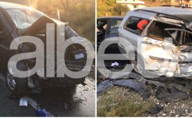Aksident në aksin Milot-Rrëshen, katër të plagosur rëndë