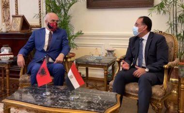 Rama takim me homologun egjiptian, marrëveshjet që nënshkruan bashkë