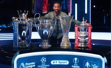 Rio Ferdinand tregon ekipin favorit për Champions