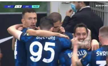 """Zhbllokohet rezultati në """"Meazza"""", Interi në avantazh (VIDEO)"""