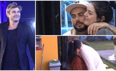 """""""Vdiqa me të puth"""", Iliri i sugjeron Fifit vendin ideal për momente intime (VIDEO)"""
