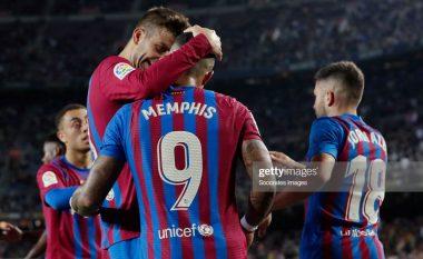 Zhbllokohet sfida në Camp Nou, Barcelona në avantazh (VIDEO)