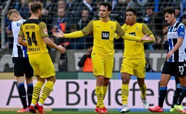 Bayerni dhe Dortmundi fitojnë me rezultat komod në Bundesliga (VIDEO)