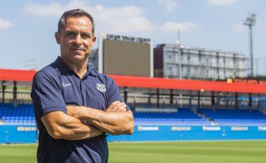 Në pritje të Xavi-t, Barcelona zyrtarizon trajnerin e përkohshëm