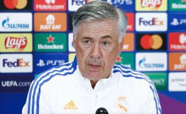 Ndeshja në Champions me Shakhtar, Ancelotti: Jam i motivuar, Hazard i lodhur nga dëmtimet