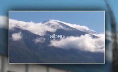 Bie bora e parë në vend, zbardhet Maja e Gjalicës (VIDEO)