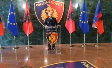 Ndryshime në policinë e shtetit, Gledis Nano kenferencë për shtyp (VIDEO)