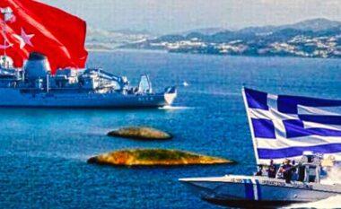 Prag lufte në Egje! Avionët ngrihen në fluturim, mediat turke dhe greke nisin propagandën