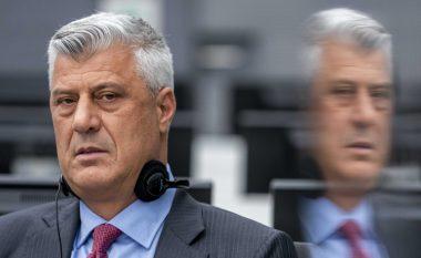 Thaçi mbetet në paraburgim, Apeli refuzon kërkesën e ish-presidentit