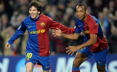 """Henry: Messi? Jo, shoku im më i mirë i skuadrës ishte një tjetër, kishte talent të """"çmendur"""" (FOTO LAJM)"""