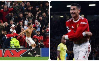 """Cristiano, """"mbreti"""" i golave në minutën shtesë në Champions (FOTO LAJM)"""