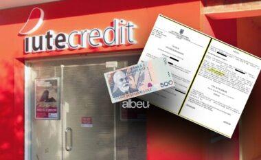 Skandal me kioskat e kredive, qytetarit i mbeten 500 lekë pa paguar, IUTE Credit e rrjep deri në rrobat e trupit
