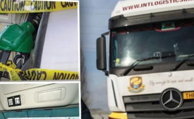Kriza e karburantit në Angli, shqiptarët të gatshëm të marrin timonët e kamionëve: 5000 veta vijmë direkt