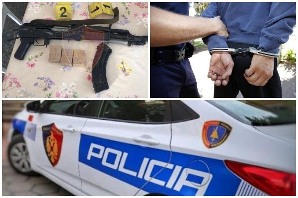 Parandalohet krimi në Lezhë! Dy vëllezërit përleshen me vjehrrin e motrës, kërkojnë armën për ta vrarë