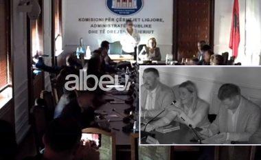 Ikën energjia elektrike në Komisionin e Ligjeve, ndërsa diskutohej për huaja për OSHEE