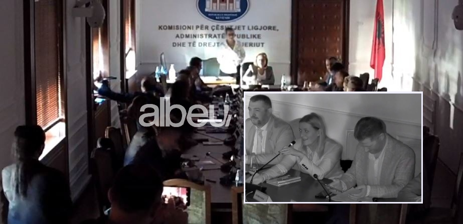 Ikën energjia elektrike në Komisionin e Ligjeve, ndërsa diskutohej huaja për OSHEE (VIDEO)