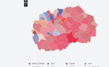 Të dhënat e fundit: Zbulohen rezultatet paraprake në komunat shqiptare në Maqedoni