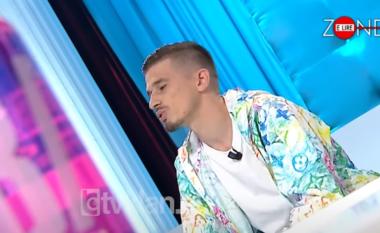 """Çani fton Kozak në studio, bëhen bashkë """"dy luanët"""" e gazetarisë (VIDEO)"""