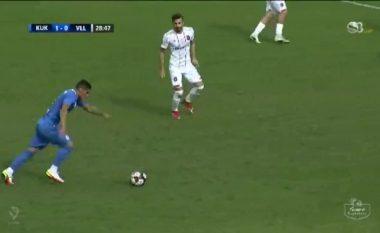 Zhbllokohet sfida, Kukësi shënon super gol (VIDEO)